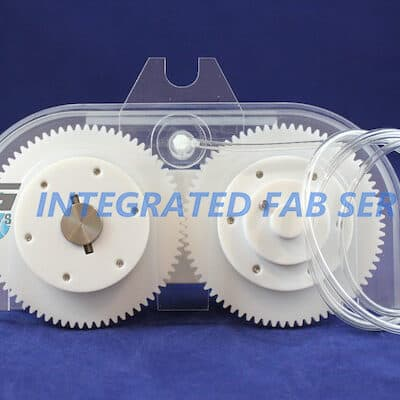 assy brush arm gears upper rear
