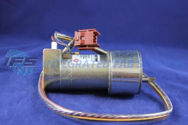 assy motor dc w conn carriage sii classic