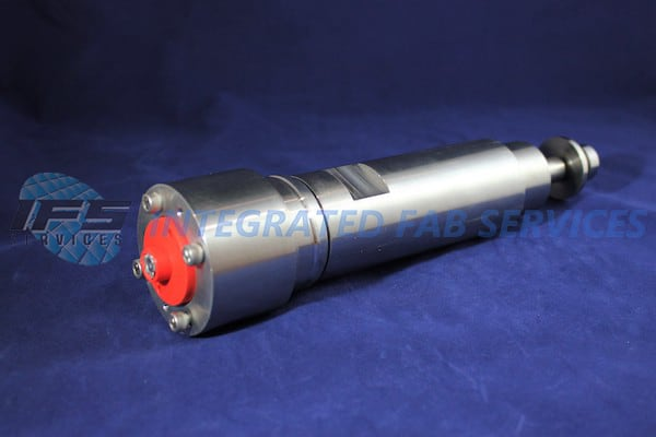 assy spindle link type dual bearing
