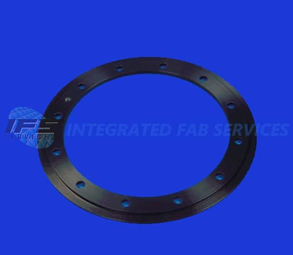 inner clamp ring manifold flange