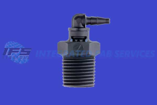 FTG ELBOW SWIVEL NYLON 3300-05727